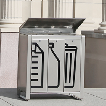 Trash Cans | Recycling