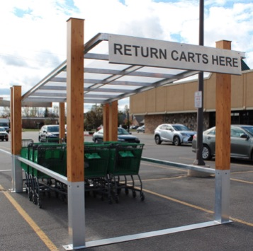 Grocery Corrals